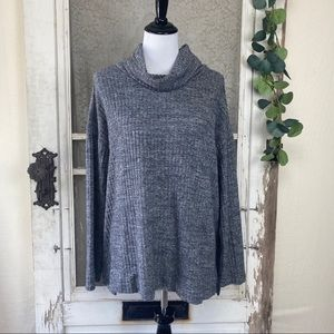 Maeve by Anthropologie Brushed Cowl Neck Pullover